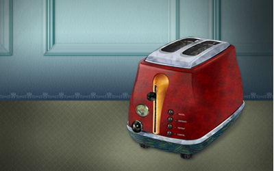 Appliances Toaster