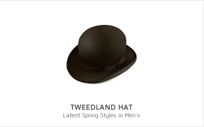 Tweedland Hat